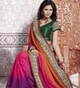 Indian Designer Saree - SFB206